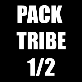 PACK TRIBE 1/2