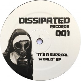 Dissipated Records ‎01