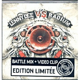 Lenny Dee vs. Radium HARDCORE BATTLE MIX