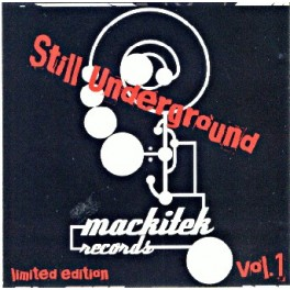 Mackitek CD vol. 01 Still Underground