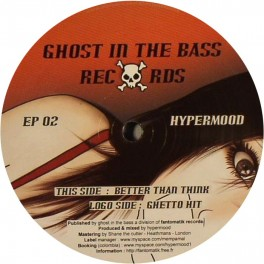 Ghost In The Bass EP 02