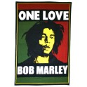 Tenture BOB MARLEY - One Love