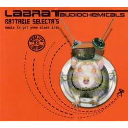 LaBrat Audiochemicals CD01 - Rattable Selecta's | Music To Get Your Claws Into