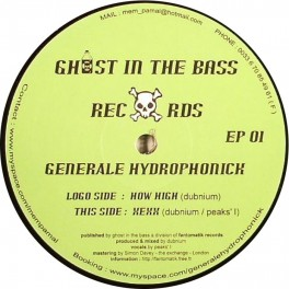 Ghost In The Bass Records 01