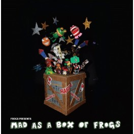 Frogs presents Mad As A Box Of Frogs - CD