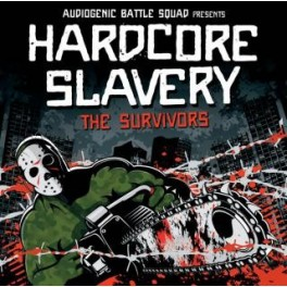 Hardcore Slavery - The Survivors - PKGCD57