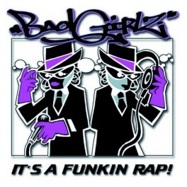 CD - Badgirlz - It's A Fucking Rap