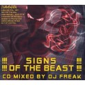 DJ Freak - Signs Of The Beast - B.E.A.S.T. CD 03